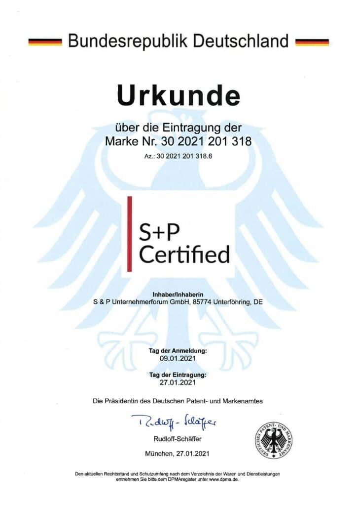 Zertifizierter Projektleiter